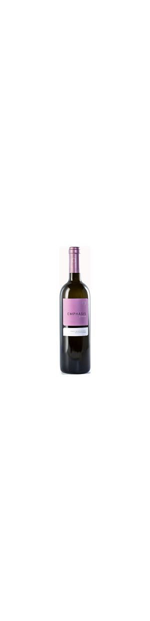 Emphasis Syrah Red Wine 750ml (Year of Production: 2015)