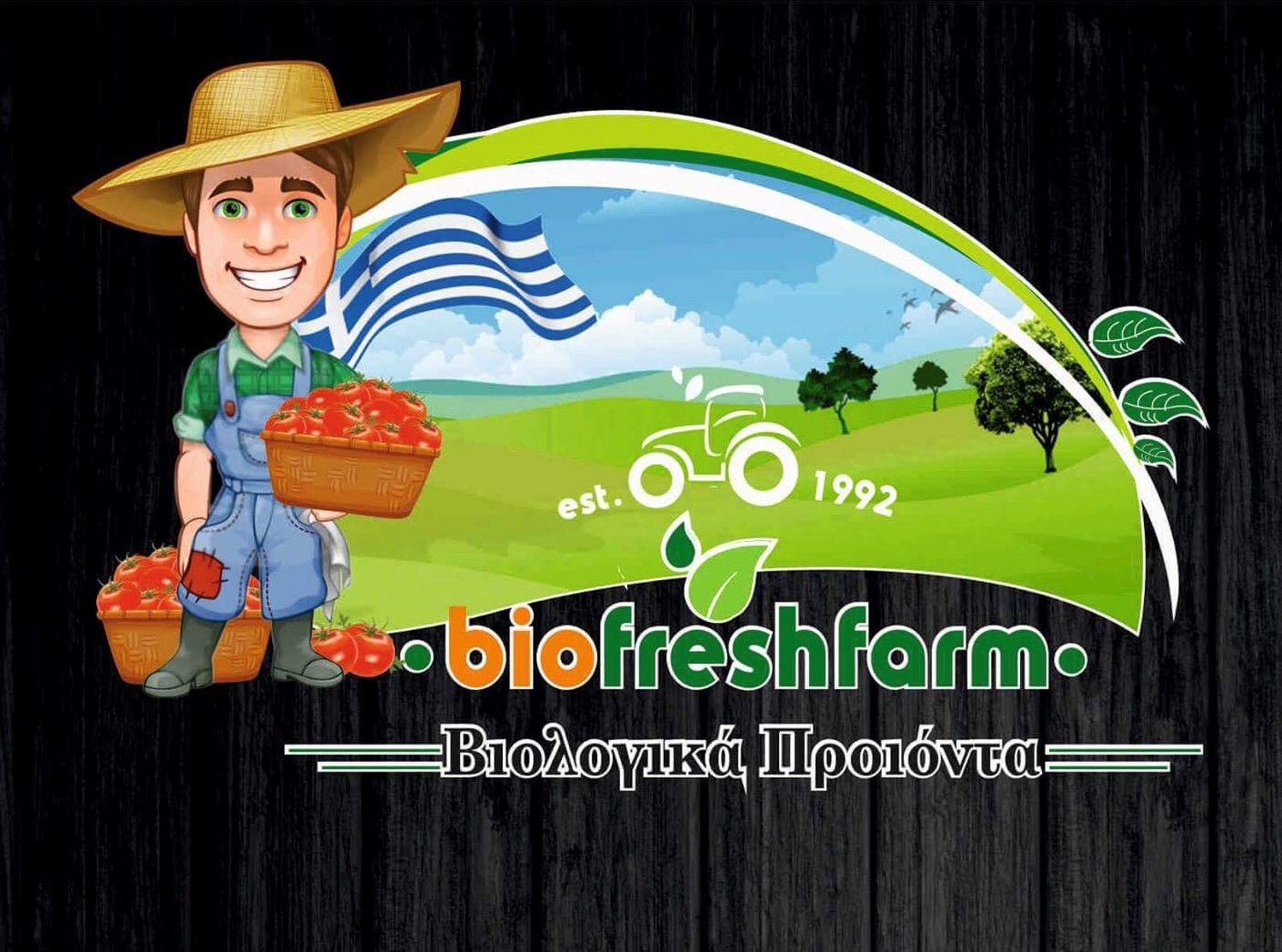 Bio Fresh Farm Family
