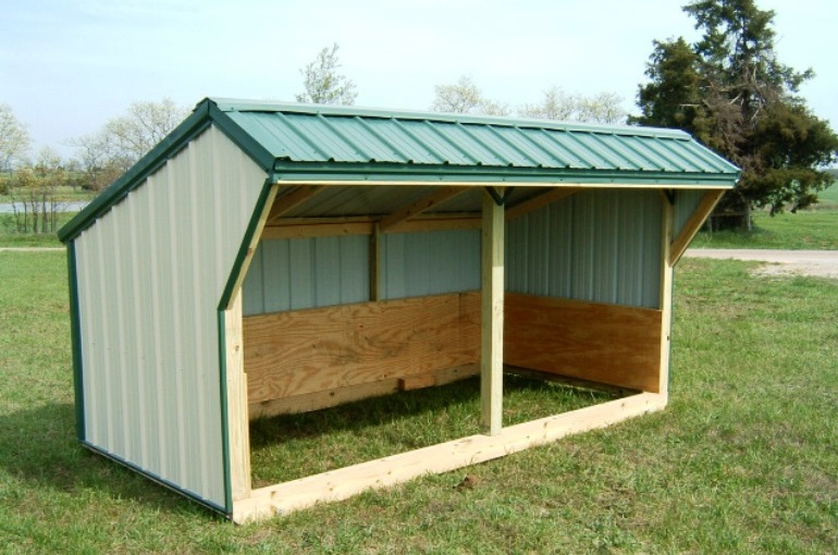 Housing Goats Basics